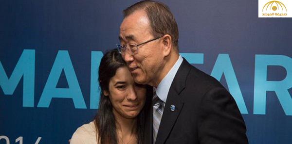 نادية مراد .. من الاغتصاب على يد داعش إلى سفيرة للنوايا الحسنة
