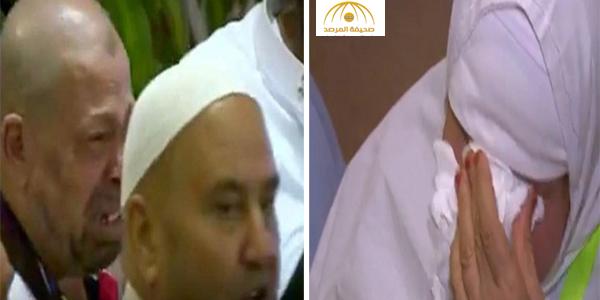"""بالفيديو : """"طلع البدر علينا"""" تُبكي ضيوف برنامج خادم الحرمين الفلسطينيين"""