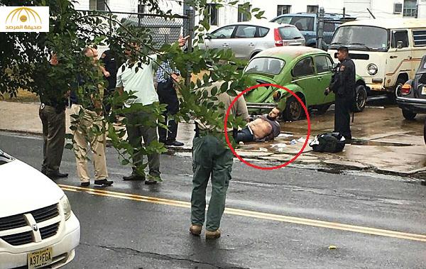 الشرطة الأمريكية تلقي القبض على منفذ هجوم نيويورك أحمد خان رحمي