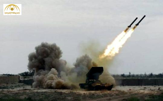 الدفاع الجوي يعترض صاروخاً بالستياً في سماء خميس مشيط