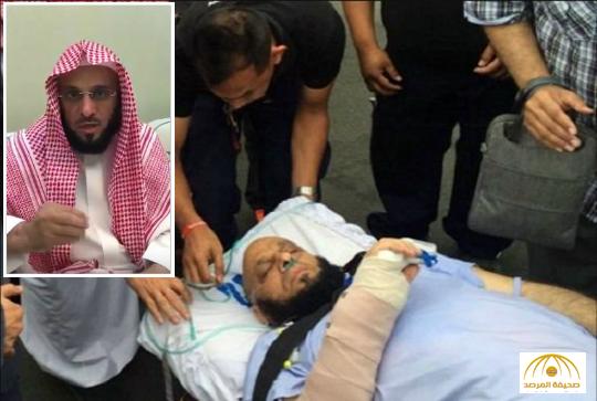 بالفيديو : الشيخ عائض القرني يكشف نتيجة تحقيقات محاولة اغتياله