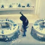 بالفيديو:شاهد سرقة بضاعة بمليون دولار من محل مجوهرات في أقل من 40 ثانية