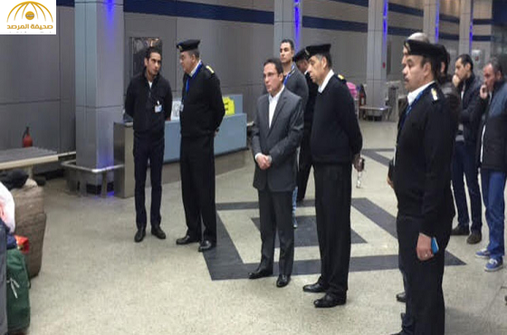 مصدر أمني بمطار القاهرة يكشف حقيقة الاعتداء على راكب سعودي