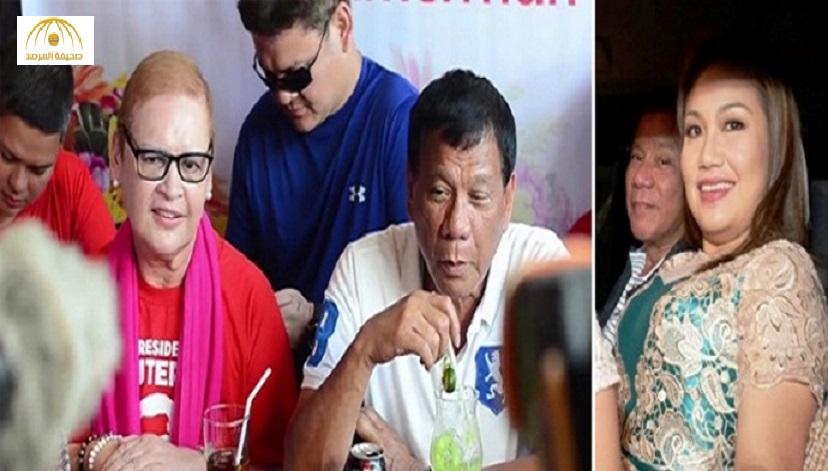 """بالفيديو والصور: هذا ما لا تعرفه عن السيرة الذاتية لرئيس الفلبين """"شاتم أوباما"""""""