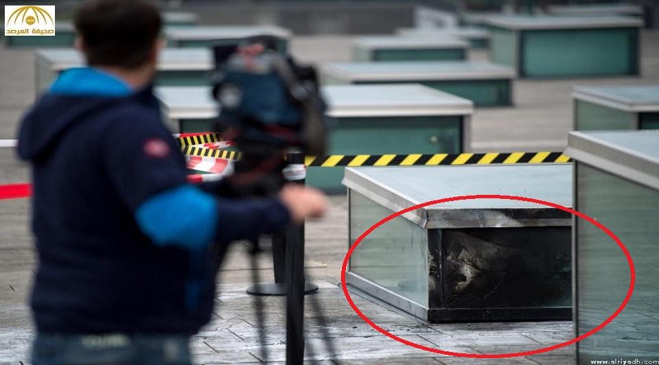 رويترز: انفجار في مسجد بألمانيا.. والشرطة تعلّق – صور