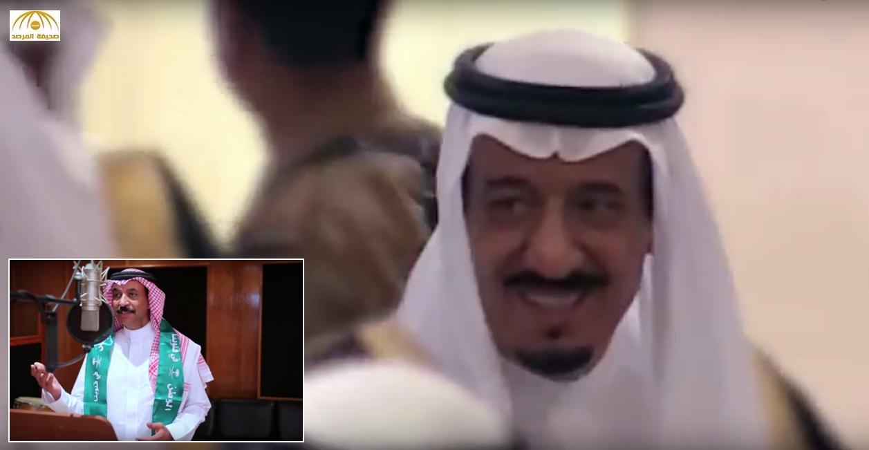 """بالفيديو: الجوهر يطلق أغنية """"حزم وصمود"""" الحماسية بمناسبة اليوم الوطني"""