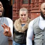 فيديو : واعظ مسلم يثير بلبلة في الشارع  البريطاني ويهدد الملكة  إليزابيث شخصيا