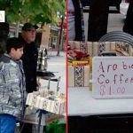 صور: سوري من عضو مجلس  شعب إلى بائع  كيك في شوارع كندا