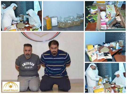 """بالصور:الشرطة الكويتية تؤكد القبض على الفنان """"عادل المسلم"""" بتهمة ترويج المخدرات وتكشف عن حجم ثروته"""
