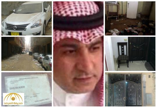 """شاهد.. صور من مسرح جريمة مقتل """"العمريني"""" بمصر.. و جيرانه يكشفون تفاصيل جديدة"""