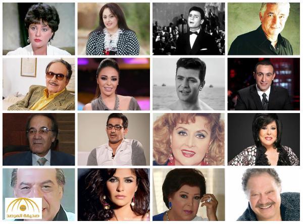 بالصور: تعرف على مهن هؤلاء الفنانين قبل الشهرة