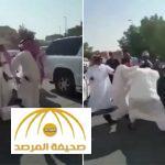 بالفيديو : مشاجرة بين مراقبي بلدية و بائع تمر تشعل تويتر
