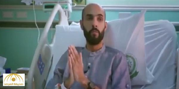 بالفيديو.. نقيب بالحد الجنوبي يروي كيف فقد ساقه أثناء انتشال جثمان أحد الشهداء