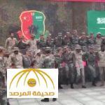 """بالفيديو : تمرين القوات الخاصة السعودية و الصينية ينتهي بالرقص على شيلة """" لبيك يا سلمان """""""