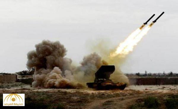 قوات الدفاع الجوي تعترض صاروخاً باليستياً اطلقه الحوثيين باتجاه مكة المكرمة
