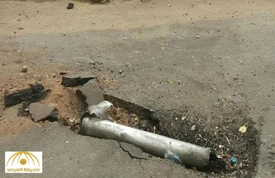 إصابة مقيمين إثر سقوط مقذوفات حوثية على صامطة