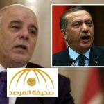 أردوغان للعبادي: اعرف حدودك