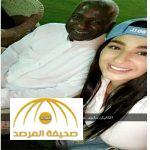 """فيديو اللبنانية """"نتاشا"""" بجانب """"ماجد عبدالله""""  تشعِل تويتر"""
