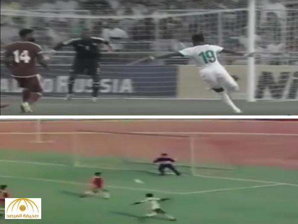 """بالفيديو : التاريخ يعيد نفسه .. هدف """"المولد"""" في الإمارات نسخة طبق الأصل من هدف آخر لأمين دابو"""
