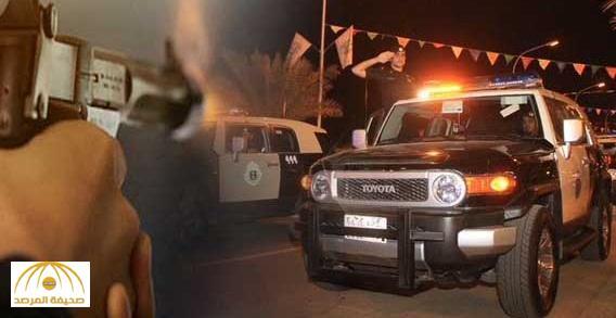مسلحون يطلقون النار على دورية أمنية في القطيف