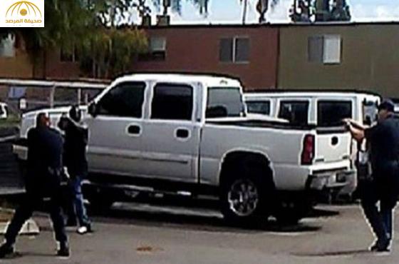 شاهد: مقتل رجل أسود أعزل برصاص شرطة مدينة سان دييغو الأمريكية
