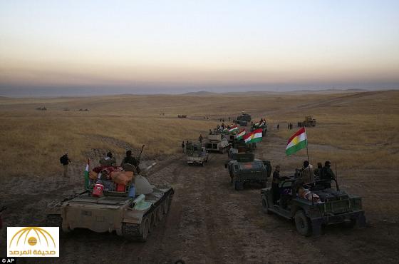 """بالصور..بدء معركة الموصل..وتخوف من قيام """"الحشد الشعبي"""" بتطهير طائفي"""