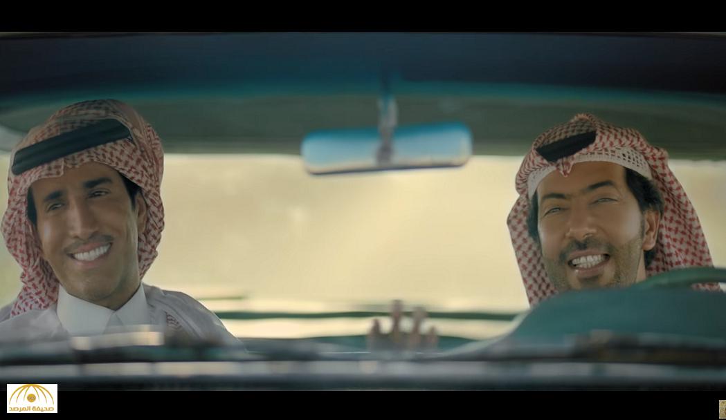"""بالفيديو.. فايز المالكي وفيصل الراشد في قفص الاتهام بسبب أغنية """"عيال زايد"""" !!"""