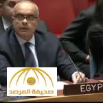 """مصر تصوت ضد """"الهدنة في حلب""""..والمندوب السعودي:أمر مؤسف-فيديو"""