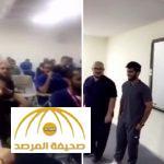 """فيديو: العريفي يوثِق كيف إبلاغ طلاب """"الطب""""أهل الميت بوفاته بحسب الطريقة الشرعية!"""