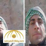 شاهد .. لحظة مقتل إيراني يحارب في سوريا وهو يوثق فيديو لأهله