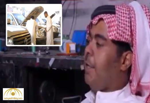 بالفيديو : شاب سعودي يحكي نقطة تحوُّل جعلت منه كهربائي للسيارات