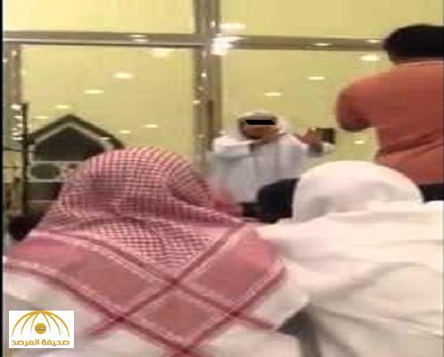 شخص يفاجىء إمام مسجد بالطائف بالتهجم عليه وتهديده بالقتل