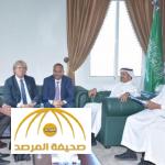 وفد من غرفة التجارة والصناعة العربية الألمانية يزور وزارة الإسكان