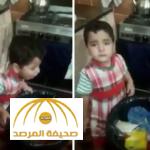 """بالفيديو: سعودية تفتخر بضرب طفلها.. وتقول: """" أنا نظيفة وهذا طبعي"""""""