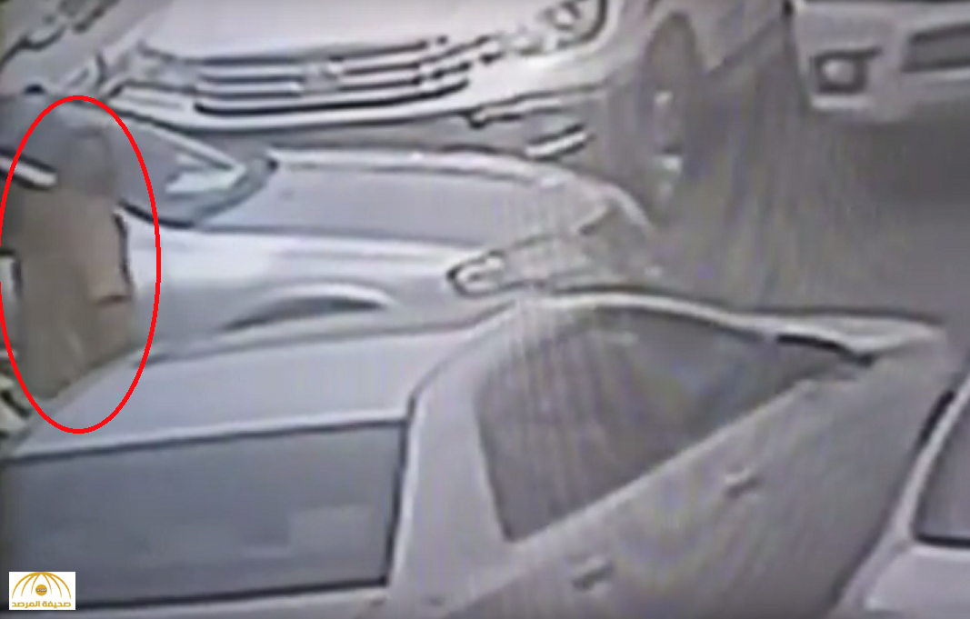 بالفيديو: شاهد ماذا سرق هذا اللص من السيارة في وضح النهار؟