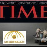 """مجلة """"التايم"""" الأميركية تستشهد بآية قرآنية في وصف من يقوم بإنقاذ الضحايا في سوريا – صورة"""