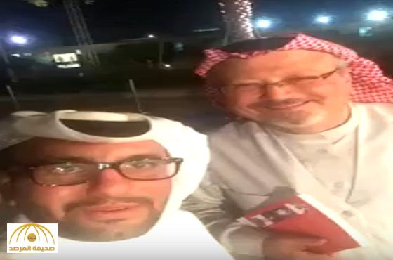 """بالفيديو:جمال خاشقجي يكشف ما قاله أمير قطر ووالده عن قناة """"العرب"""""""