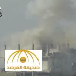 بالفيديو: صاروخ تاو يدمر قاعدة لقوات الأسد ويفتك بطاقمها بريف حماة