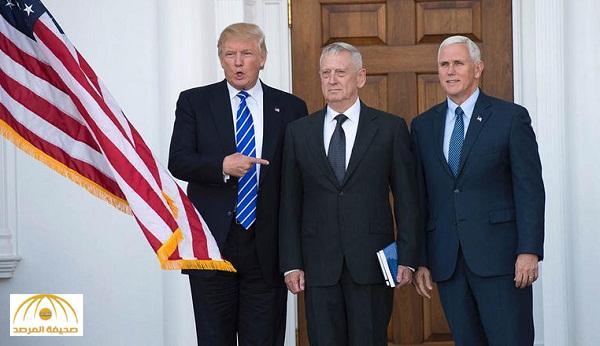 """ترامب يدرس ترشيح """" الكلب المجنون """" لوزارة الدفاع .. و رومني للخارجية"""