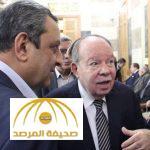 """بالفيديو : رئيس مجلس الشعب المصري الأسبق لنقيب الصحفيين : """"لازم تطاطي"""""""