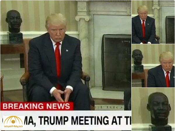 لماذا نقل أوباما تمثال لوثر كينج إلى مكتبه ؟