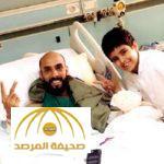 """النقيب """"عامر الرميح"""" يسرد تفاصيل مؤثرة لإصابته في مهمة """"إعادة جثة"""" أحد الشهداء – صور"""