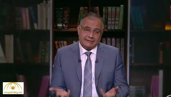 بالفيديو:سعد الدين الهلالي يطالب المصريين بأكل ورق الشجر وتحمل النظام لإفشال المؤامرة العالمية !