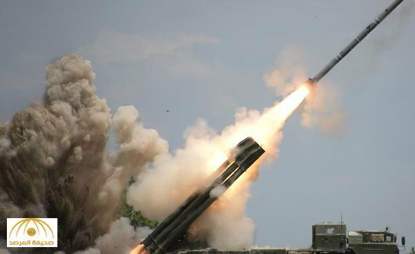 قوات الدفاع الجوي تعترض صاروخاً باليستياً أطلق من اليمن باتجاه خميس مشيط