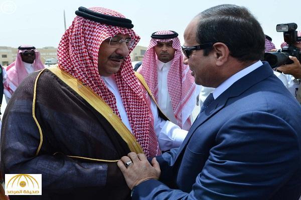 النيابة المصرية : السيسي و ولي العهد تعرضا لمحاولة اغتيال .. وهؤلاء من حاولوا تنفيذ العملية