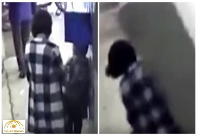 بالفيديو:خزانة تقتل طفلاً بعدما سقطت فوقه في محل تجاري