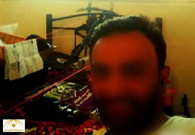 طلاسم وشعوذة في غرفة قاتل والدته في الأردن-الصور