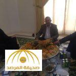 بالصور: حائل تحتفي بزيارة السفير البريطاني في المملكة