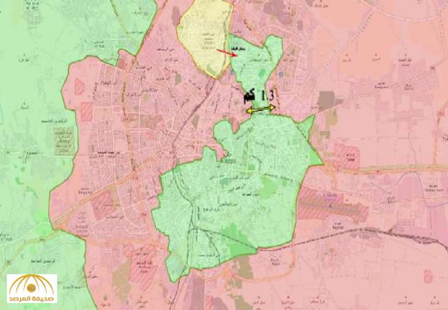 """""""الأرض المحروقة"""" في حلب.. تقدم للنظام ومحاولات لشطر للمحرر"""