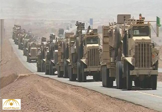 """تعزيزات عسكرية سعودية تصل """"صعدة"""" معقل الحوثيين"""